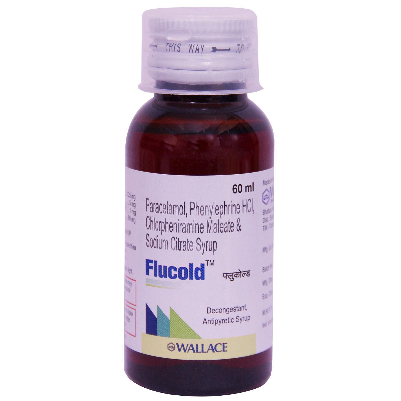 FLUCOLD SUSPENSION 60ML