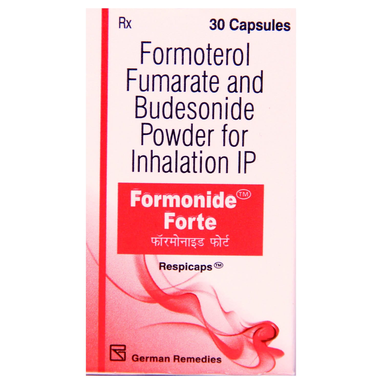 Formonide Forte Respicaps 30's