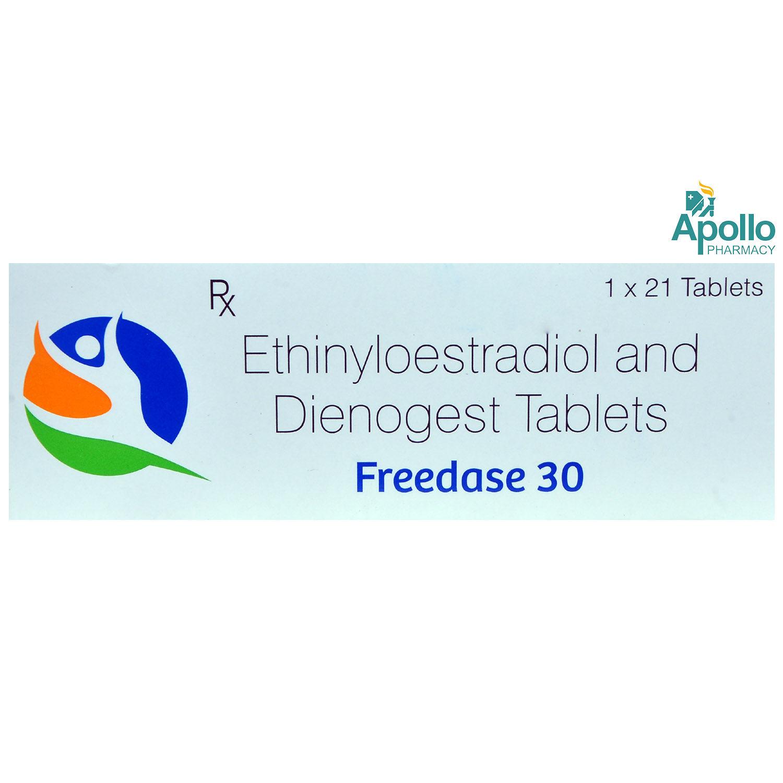Freedase 30 Tablet 21's
