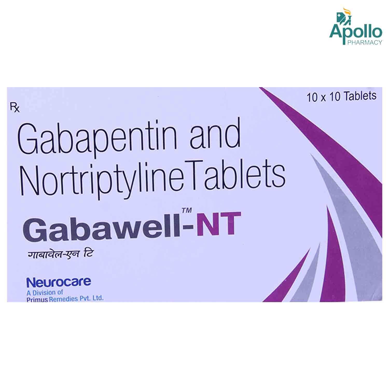 Gabawell Nt Tablet