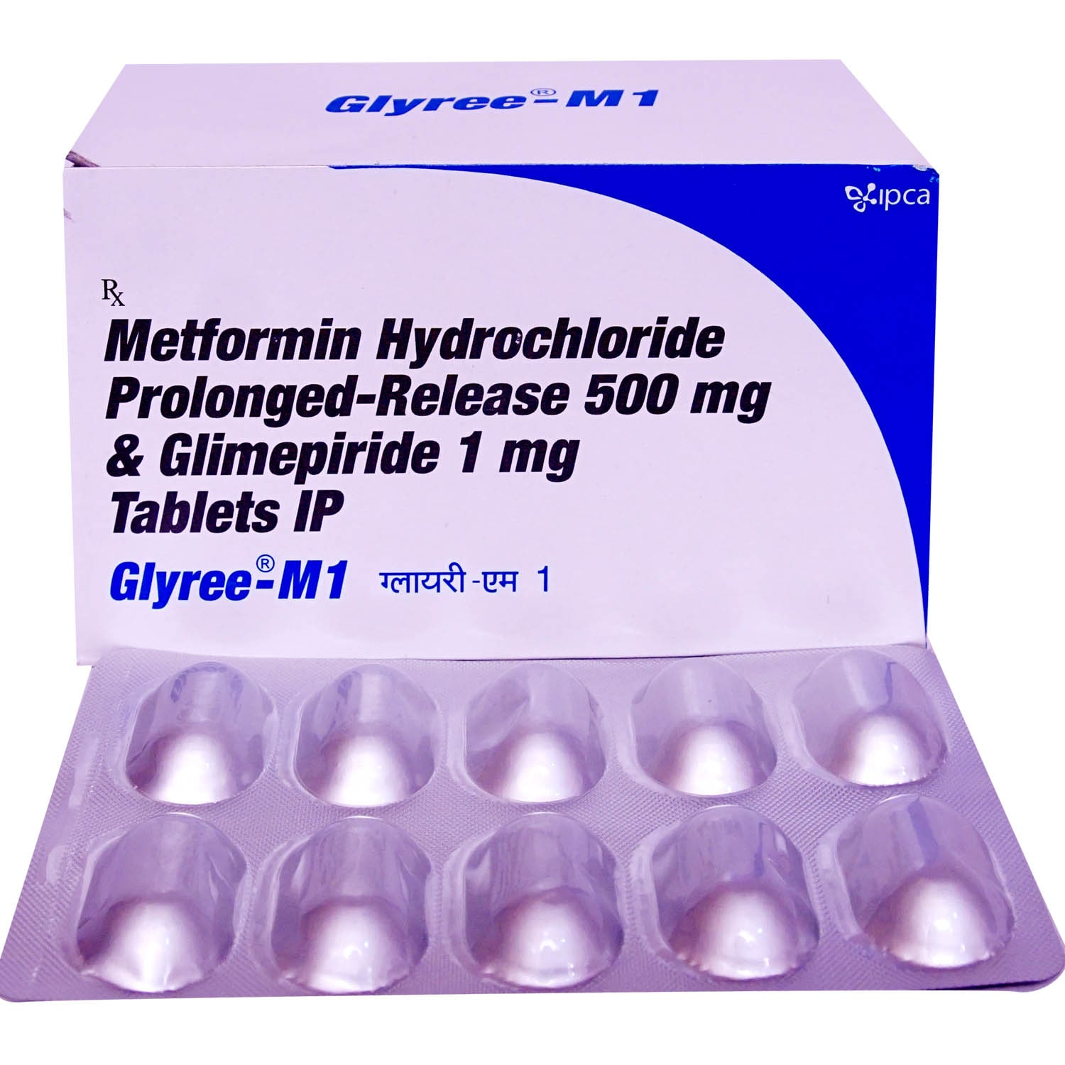 Glyree-M1 Tablet 10's