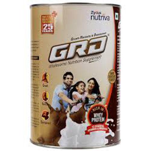 Grd Chocolate Flavoured Powder, 200 gm Tin