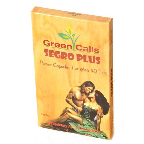 Green Calls Segro Plus 10s