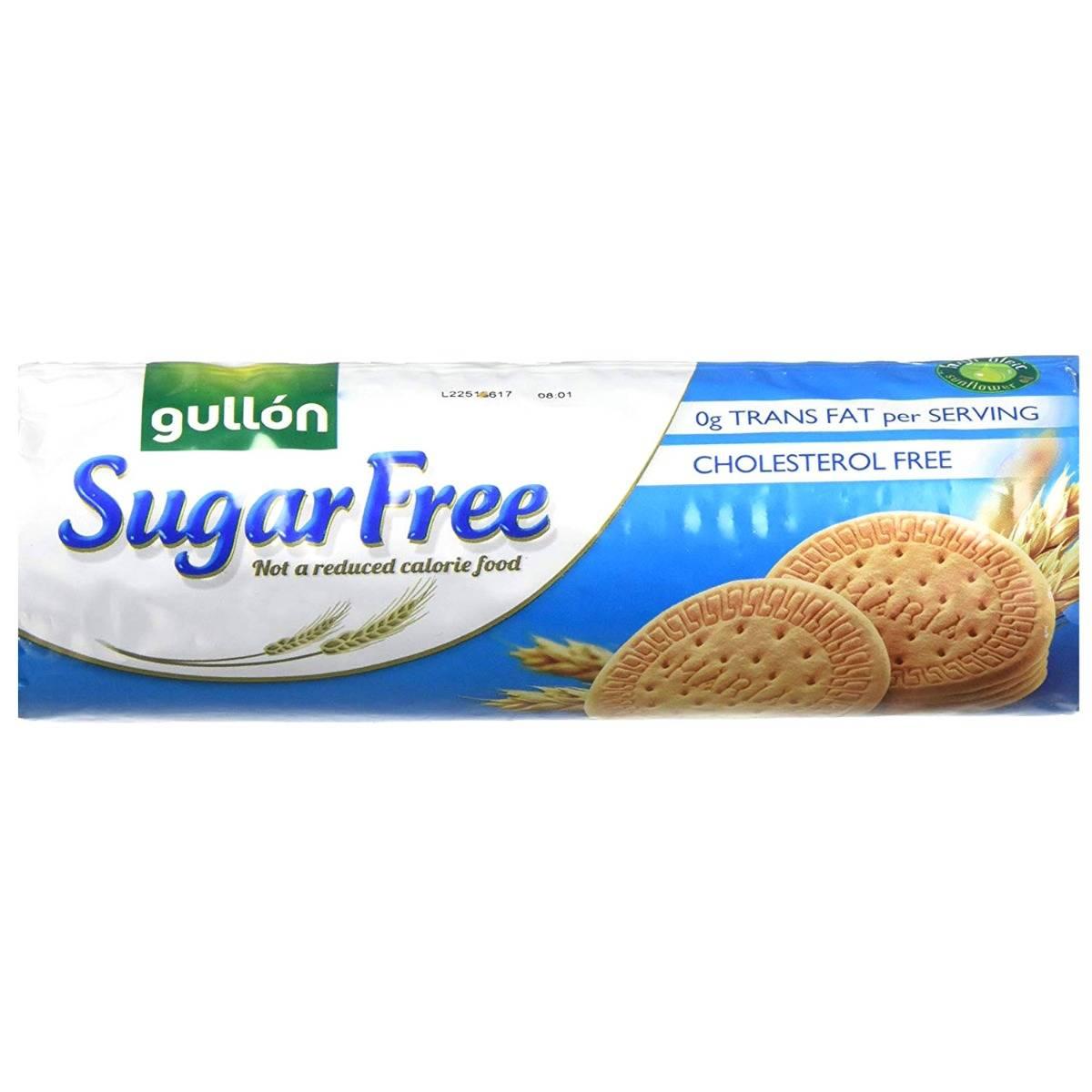 Gullon Sugar Free Biscuits, 200 gm