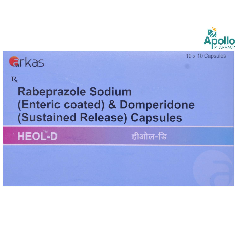 Heol D Capsule 10's