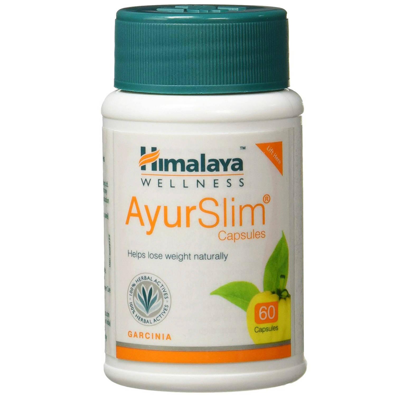 Himalaya Ayur Slim, 60 Capsules