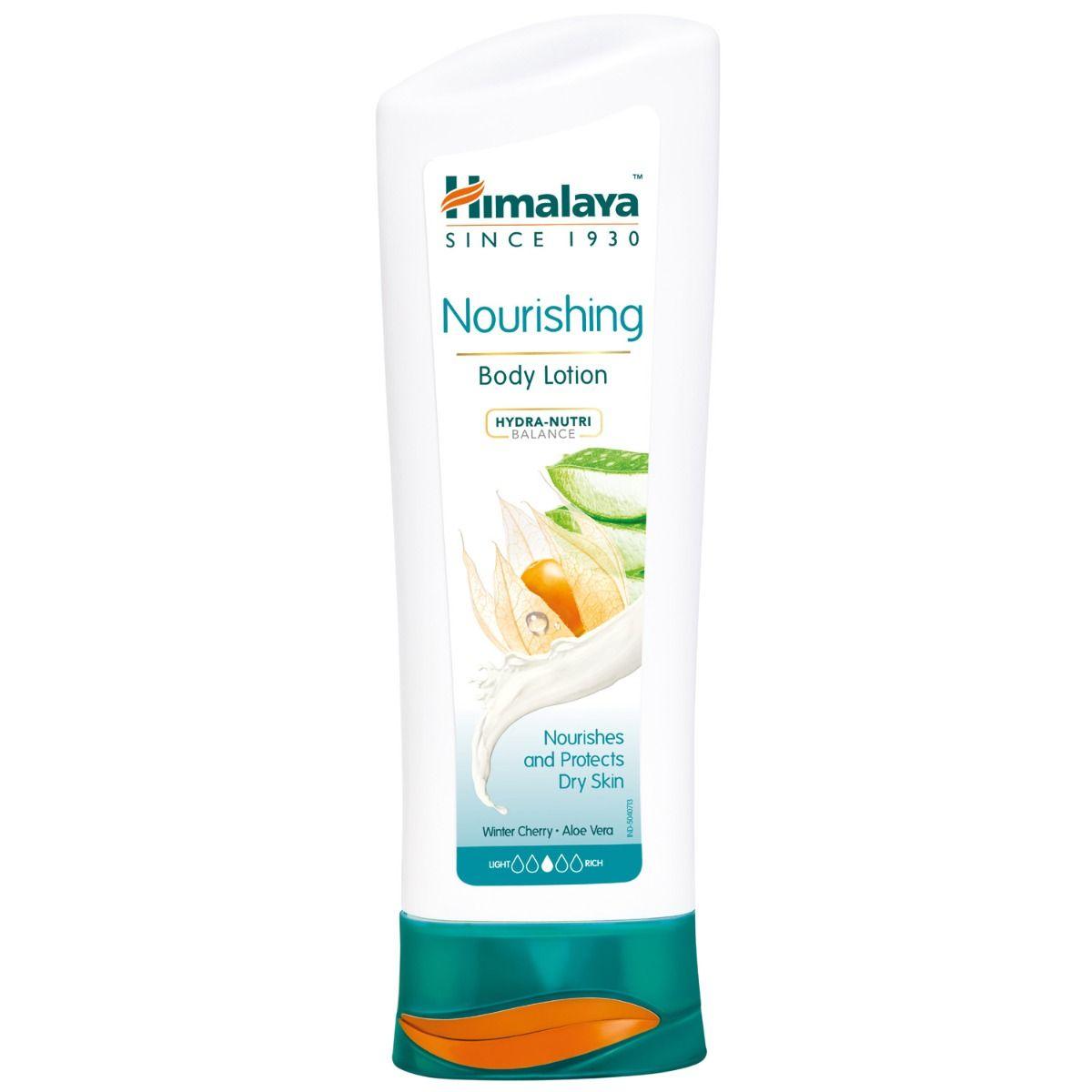 Himalaya Nourishing Body Lotion, 200 ml