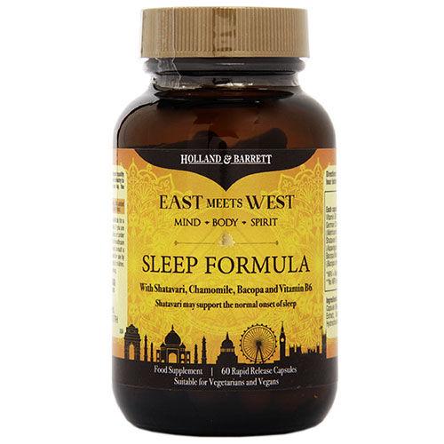 Holland & Barrett Sleep Formula, 60 Capsules