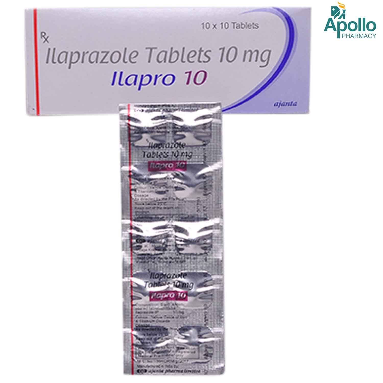 Ilapro 10 Tablet 10's