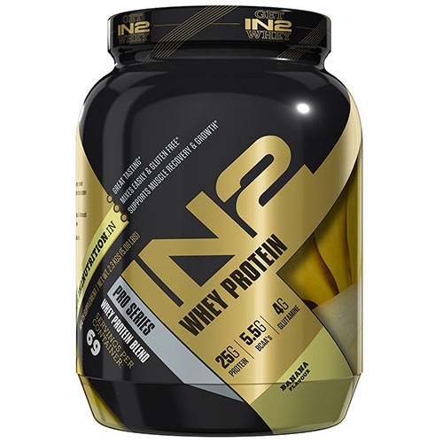 IN2 Whey Protein Banana 2.3kg