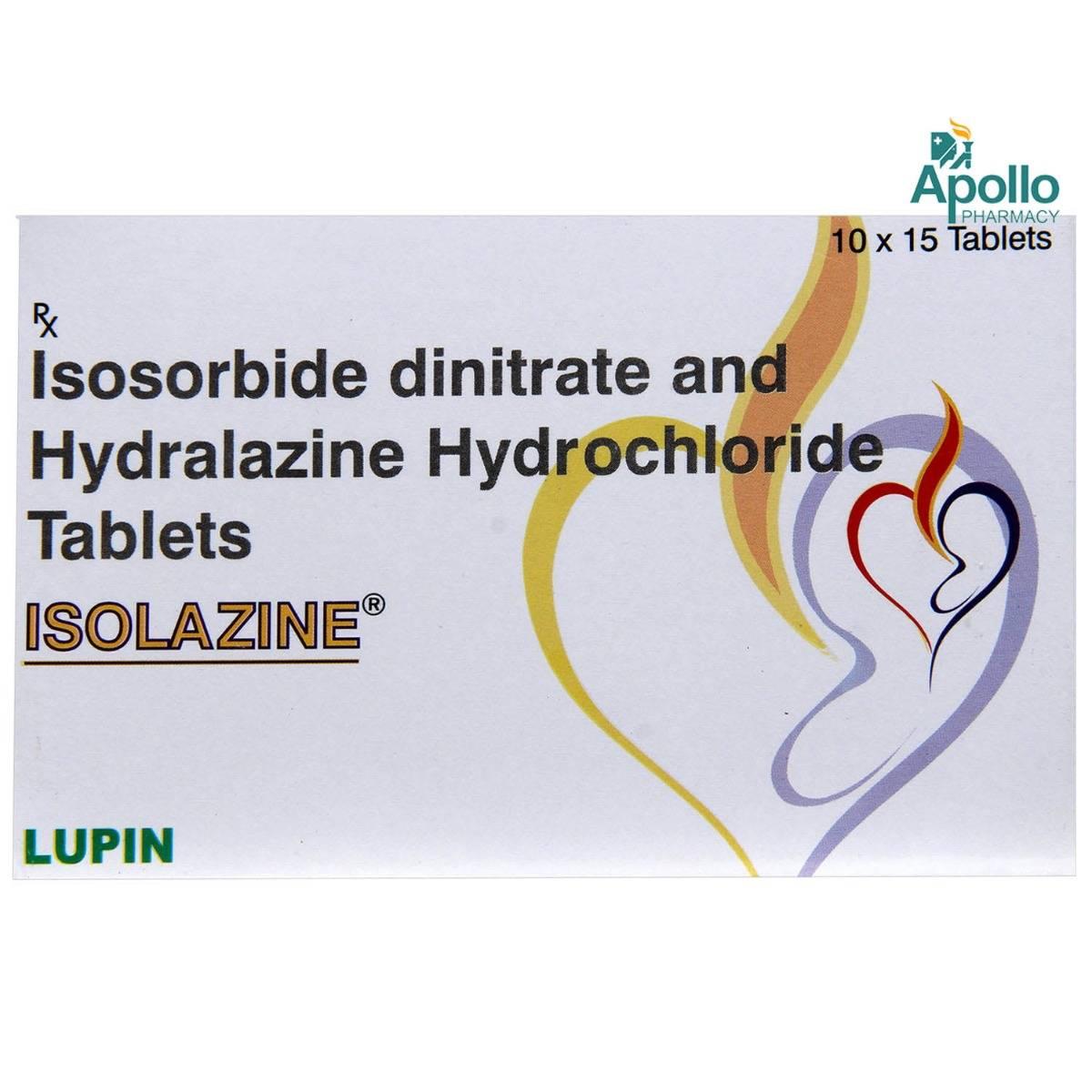 Isolazine Tablet 15's