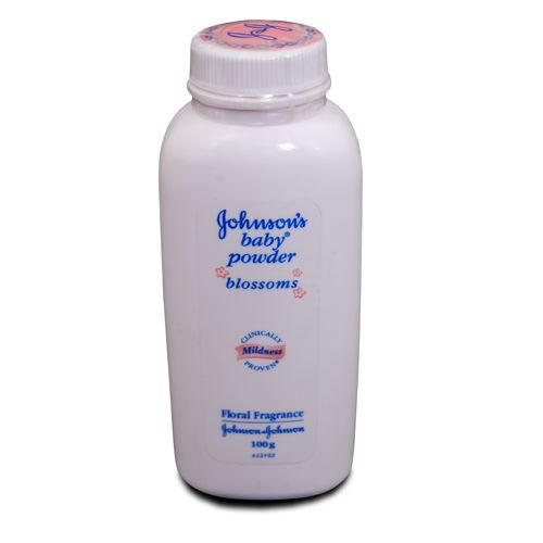 Johnson's Blossoms Baby Powder, 100 gm