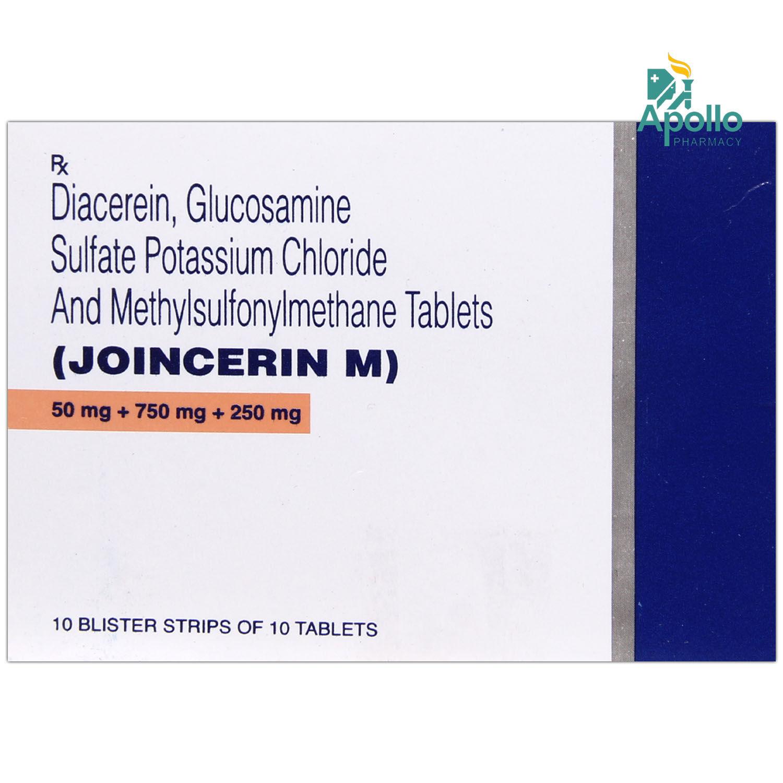 Joincerin M Tablet 10's