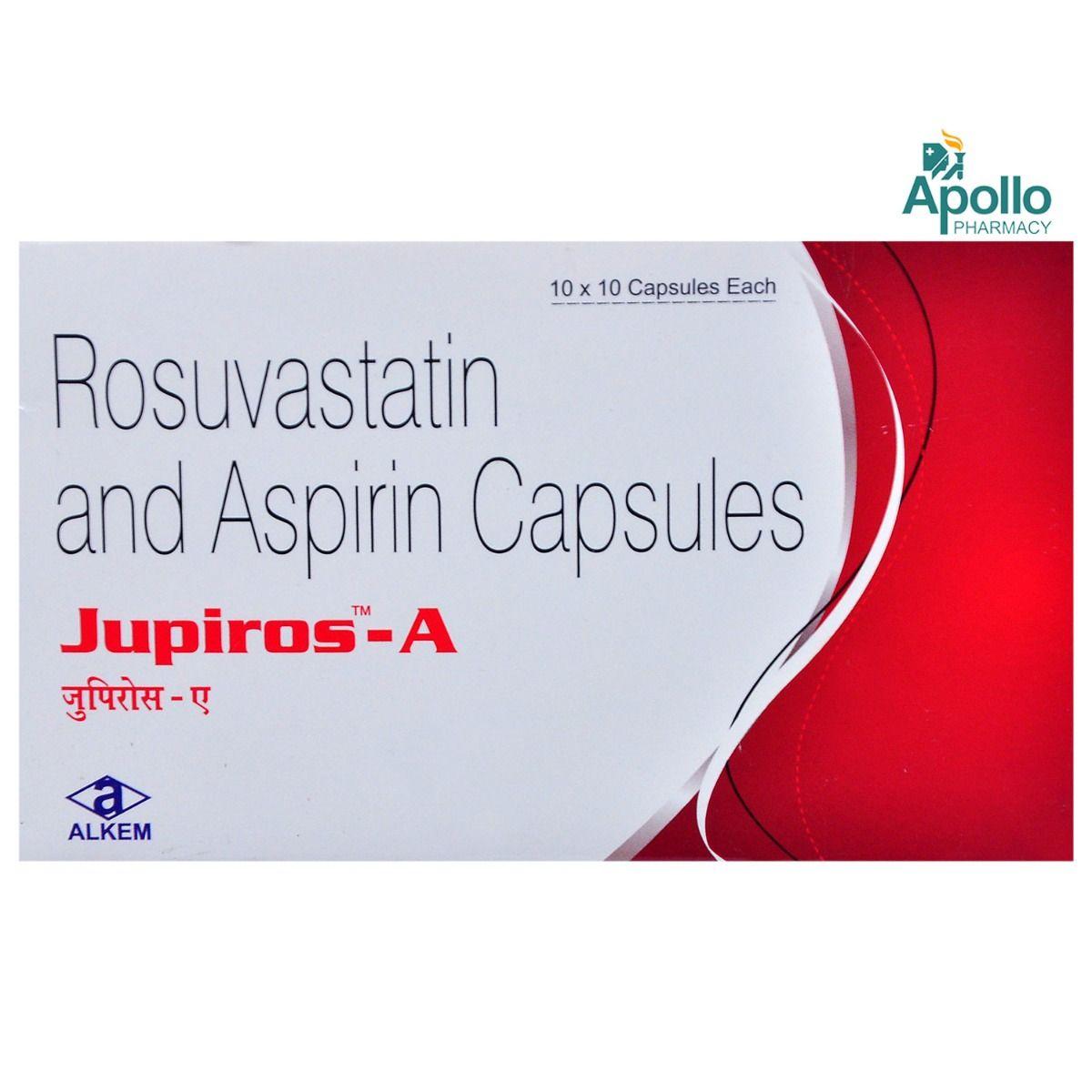 Jupiros-A Capsule 10's