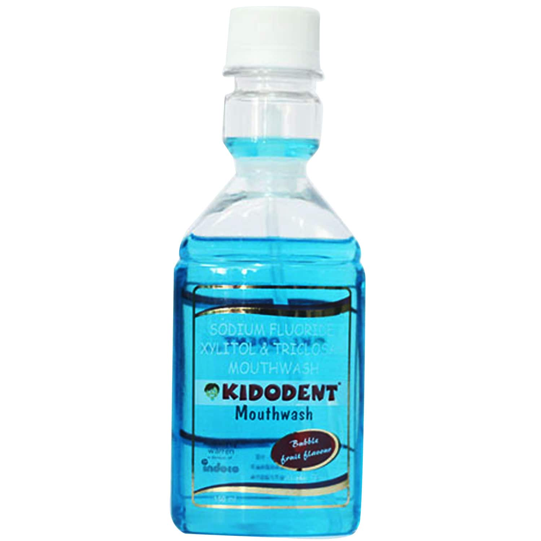 Kidodent Mouthwash, 100 ml