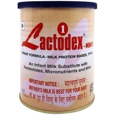 Lactodex-Nmw 1 Infant Formula, 500 gm Tin