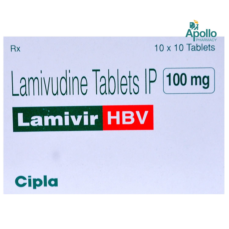 Lamivir HBV Tablet 10's