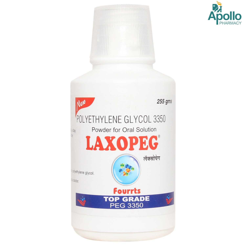 LAXOPEG POWDER 255GM