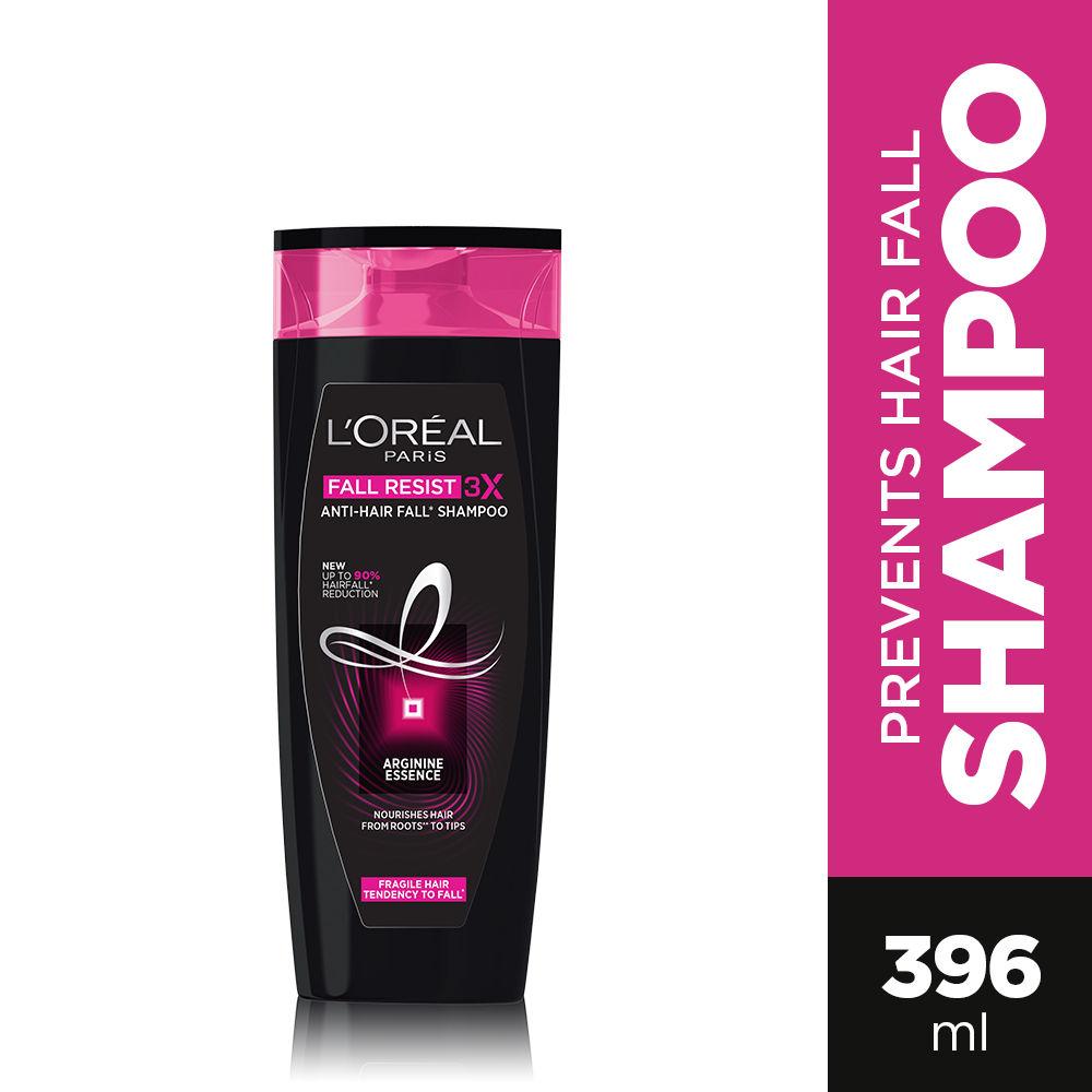 Loreal Paris Fall Repair Anti-Hairfall Shampoo, 396 ml