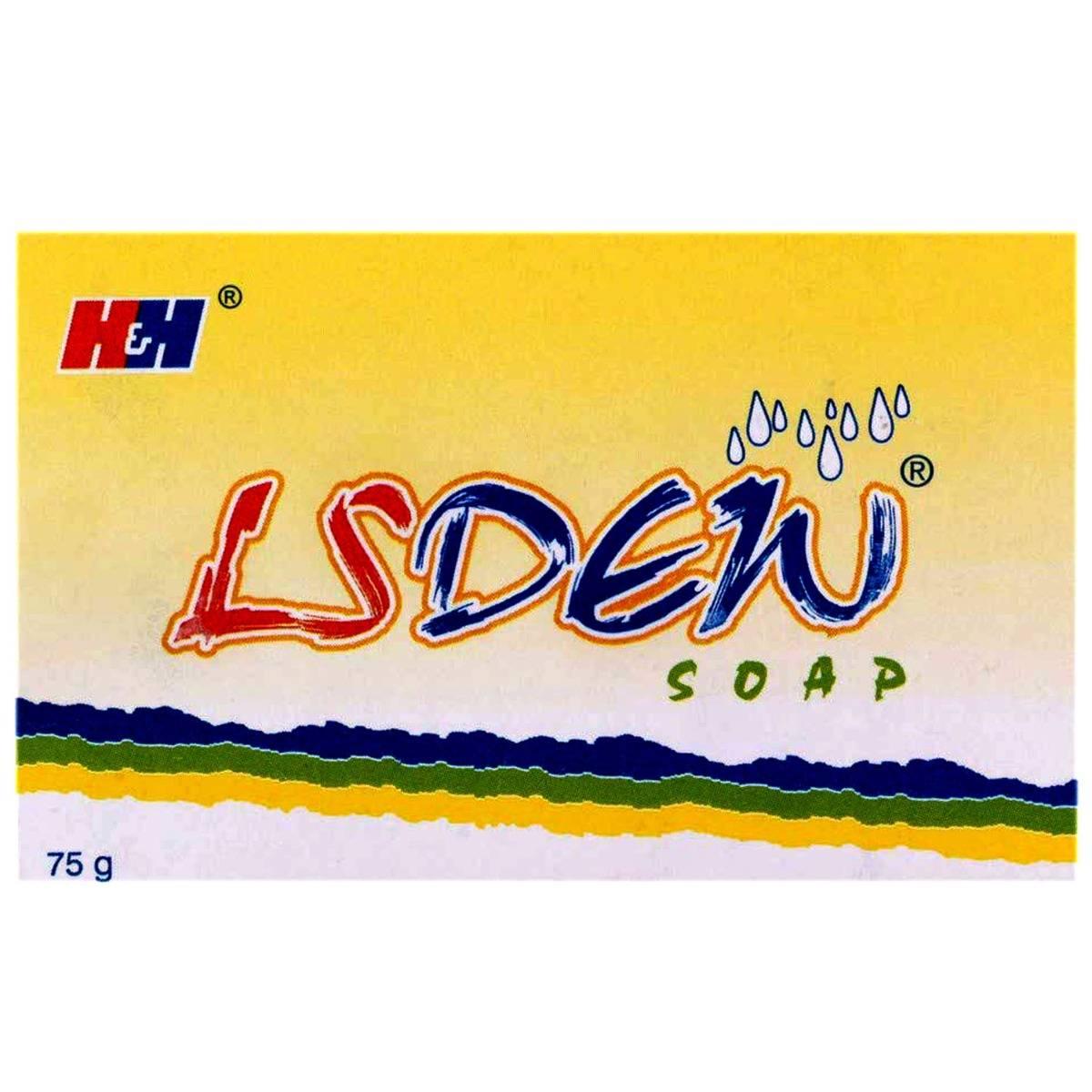 LS Dew Soap, 75 gm