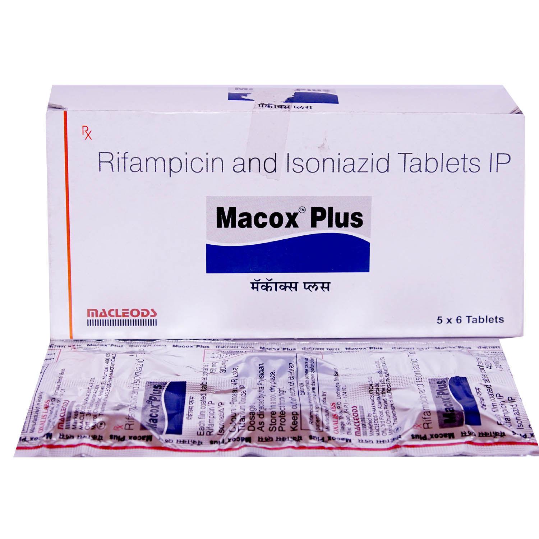 Macox Plus Tablet 6's