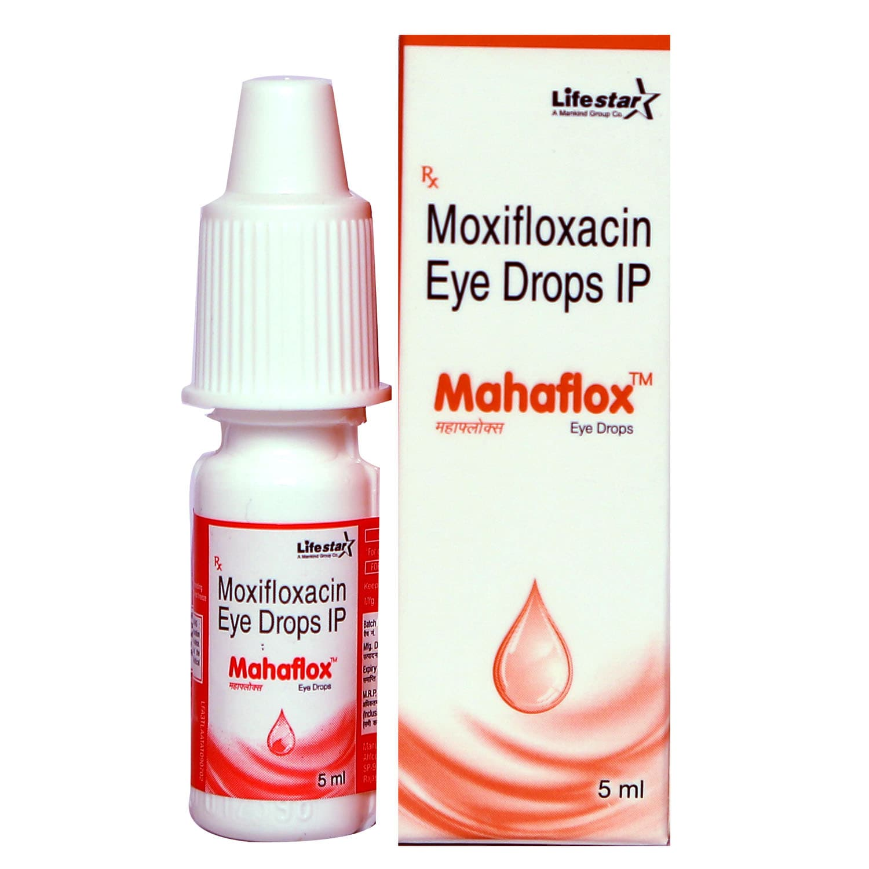Mahaflox Eye Drop 5ml