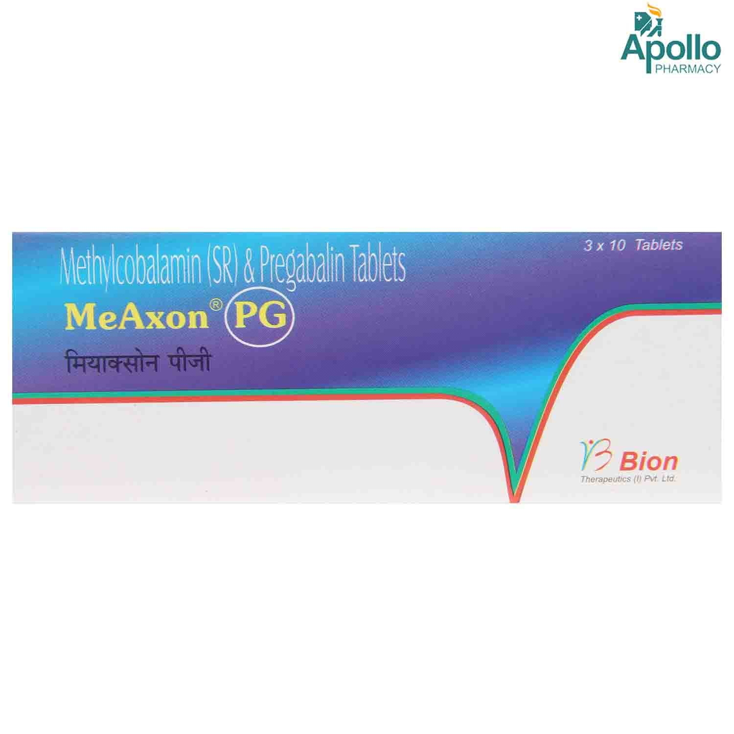 MEAXON PG TABLET