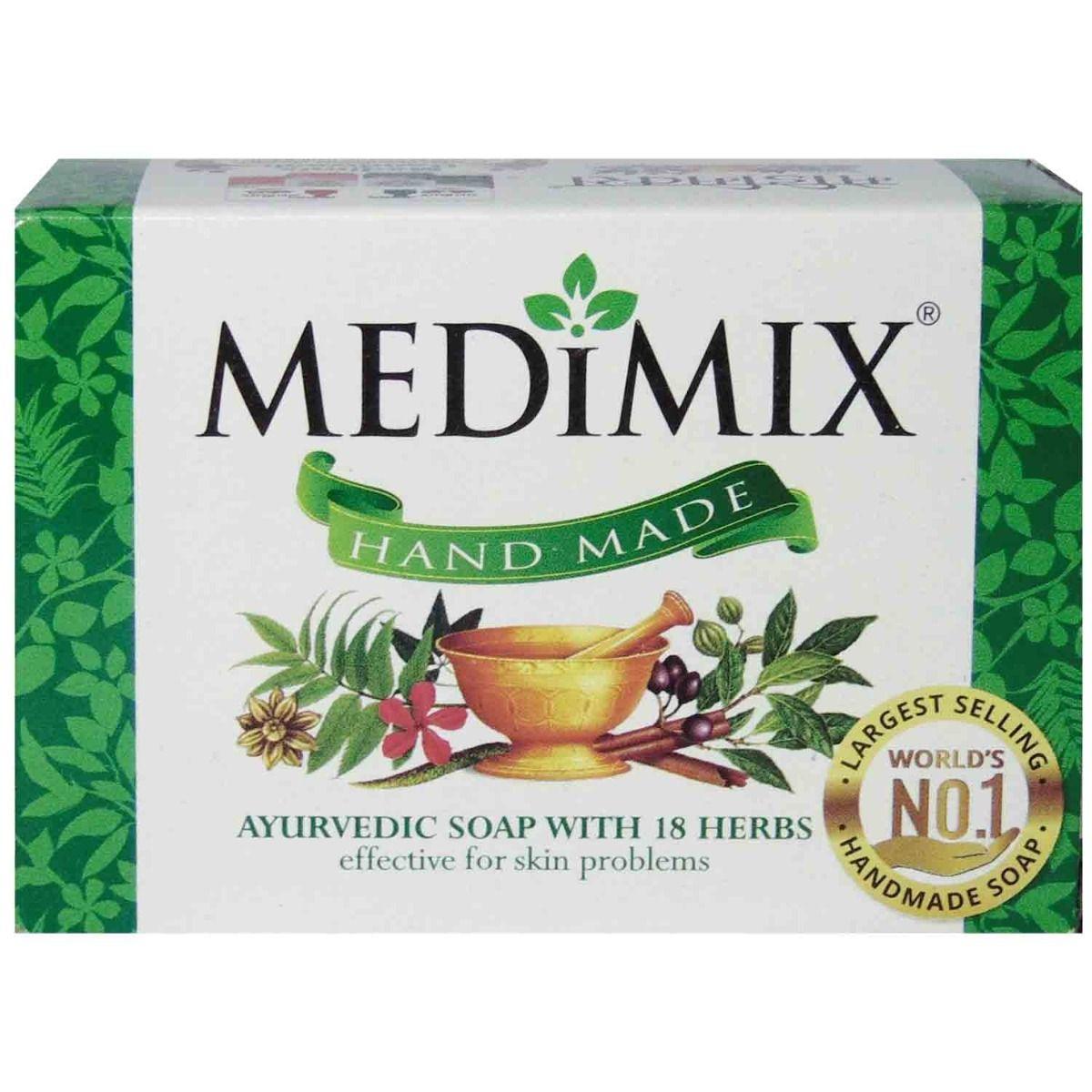 Medimix Ayurvedic Soap, 125 gm