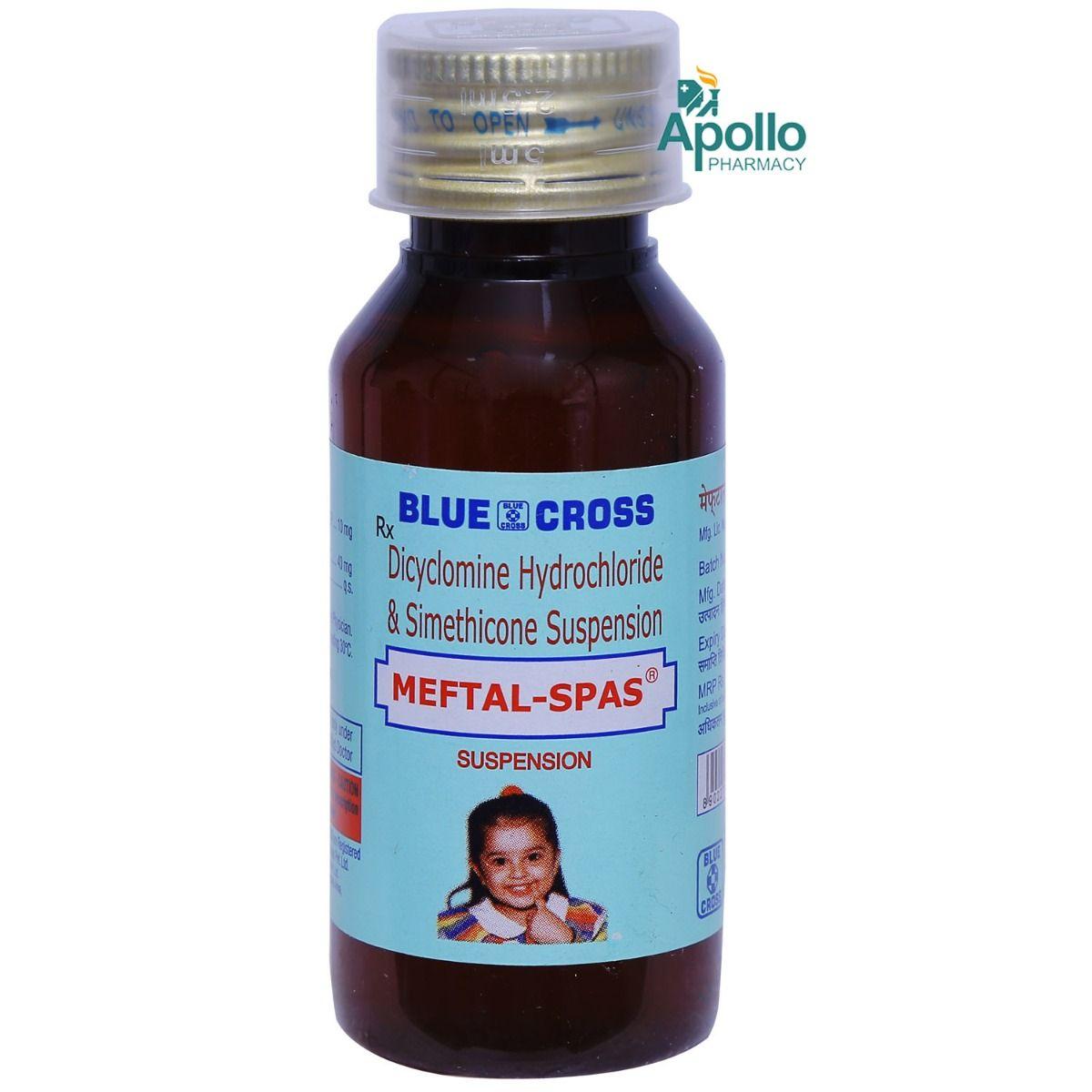 Meftal-Spas Suspension 60 ml