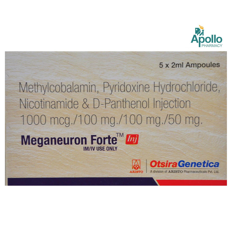 MEGANEURON FORTE INJECTION 2ML