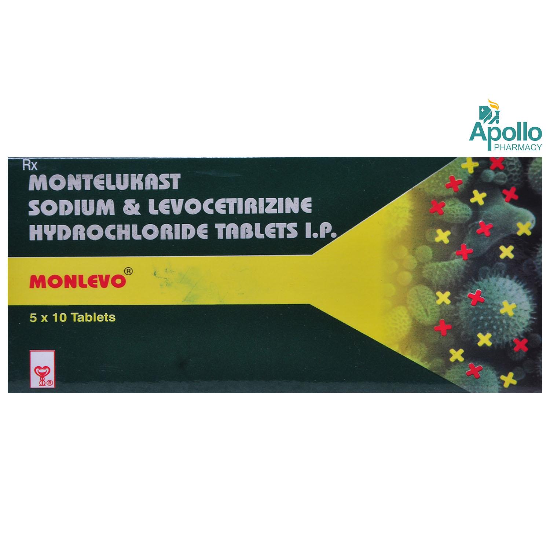 MONLEVO TABLET