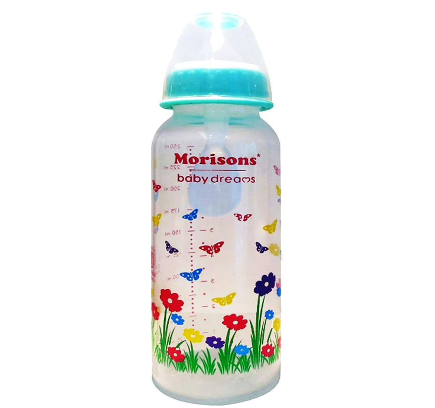 Morisons Baby Dreams Feeding Bottle, 250 ml