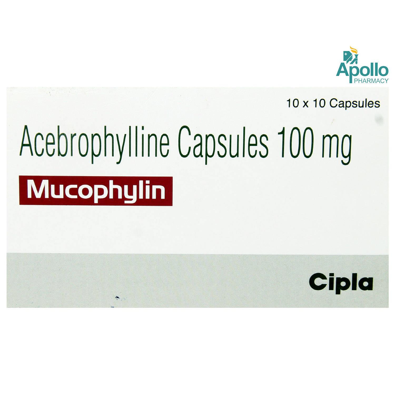 MUCOPHYLIN TABLET