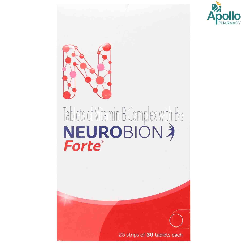 Neurobion Forte Tablet 30's