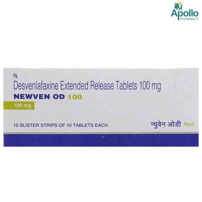 Newven OD 100 Tablet 10's