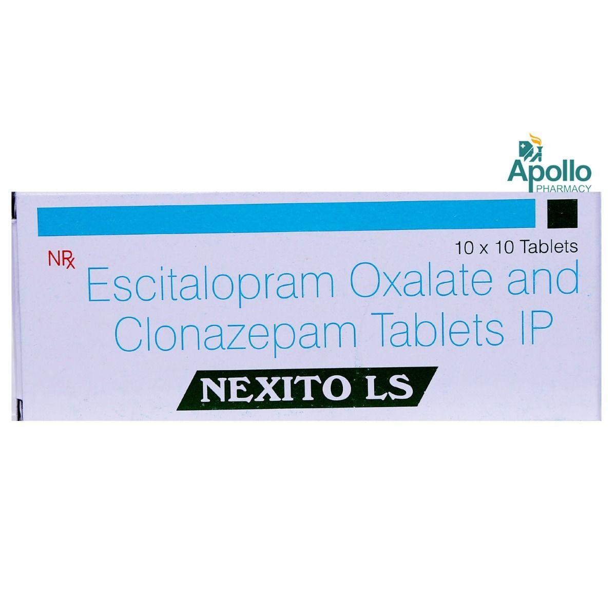 Nexito LS Tablet 10's