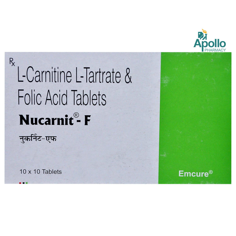 NUCARNIT F TABLET