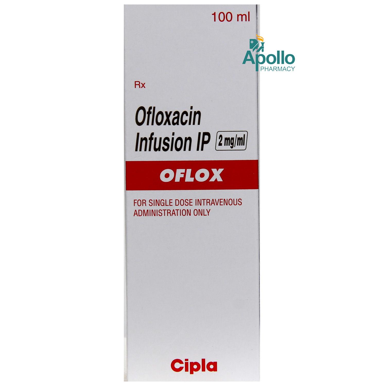 Oflox 200mg I.V. 100ml