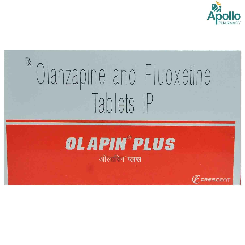Olapin Plus Tablet 10's