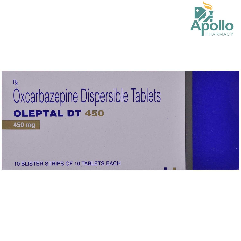 OLEPTAL 450MG DT TABLET