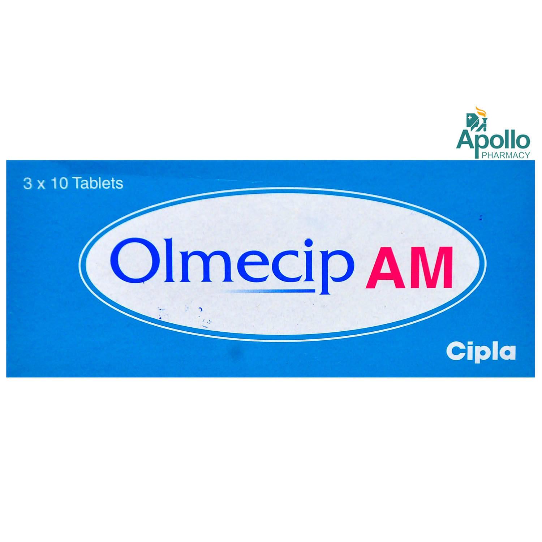 Olmecip AM Tablet 10's