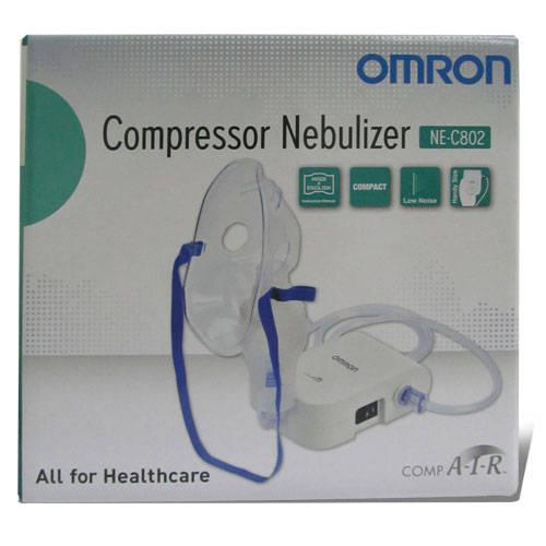 Omron Compressor Nebulizer NE-C802, 1 Count