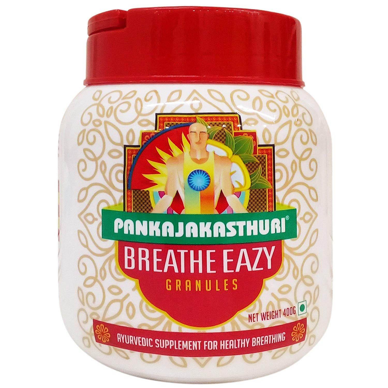 Pankajakasthuri Breathe Easy Granules, 400 gm