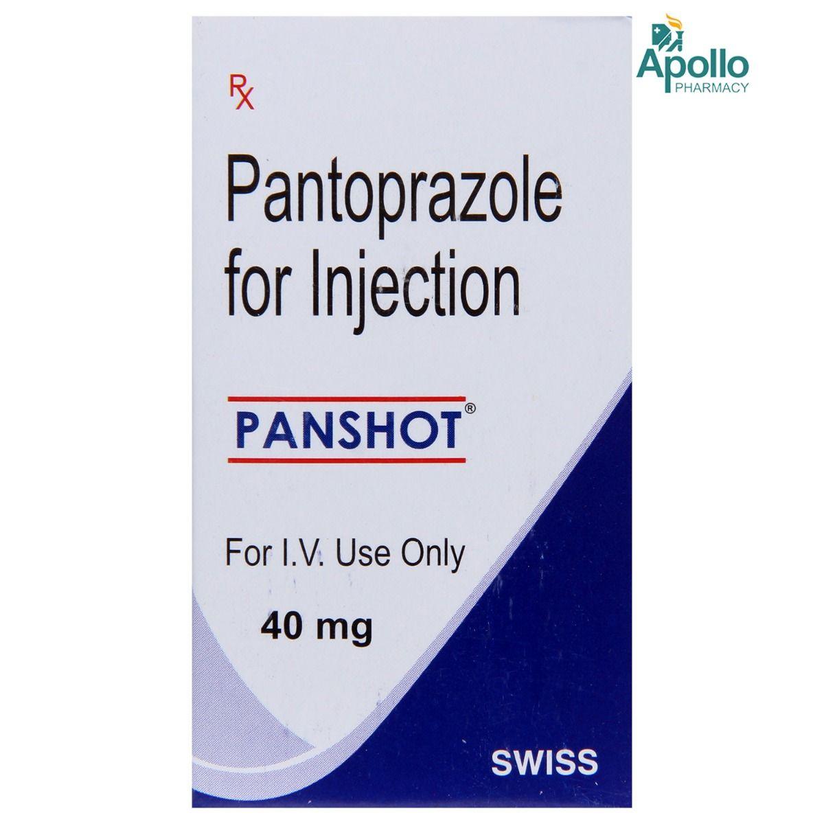 Panshot 40mg Injection