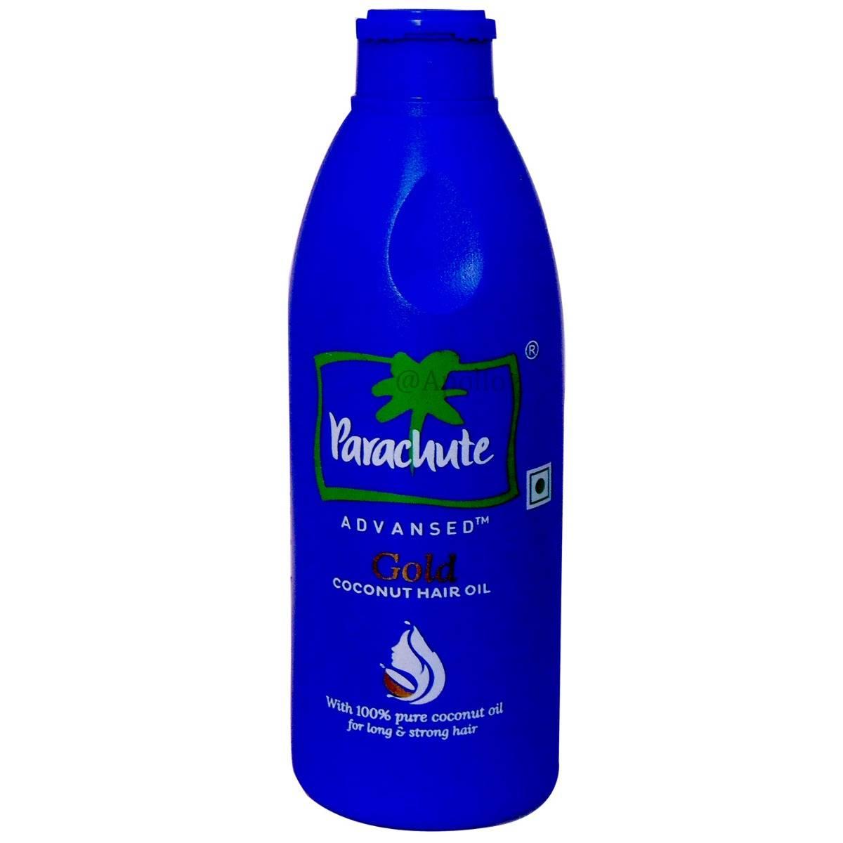 Parachute Advansed Gold Coconut Hair Oil, 190 ml