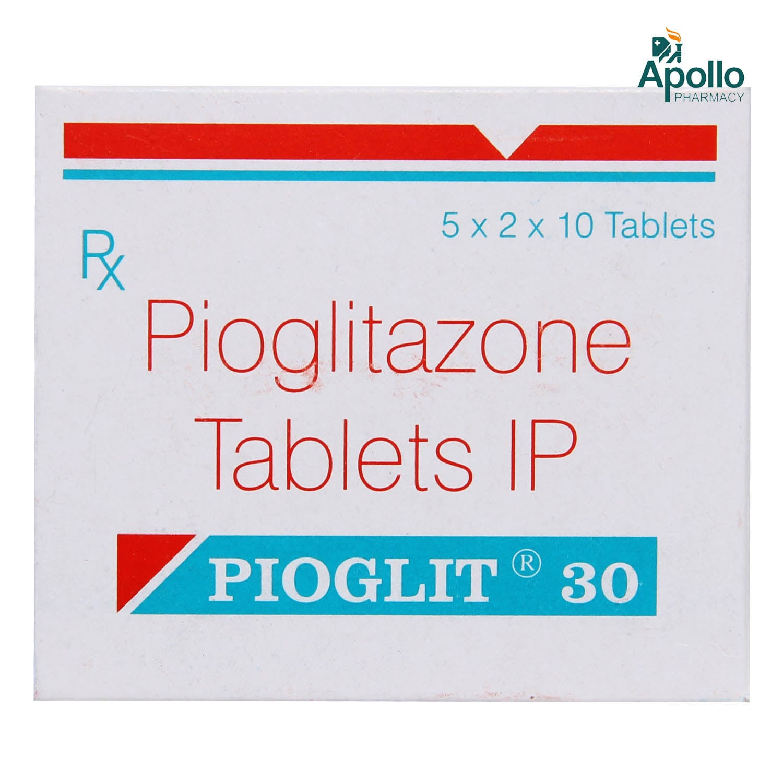 PIOGLIT 30MG TABLET