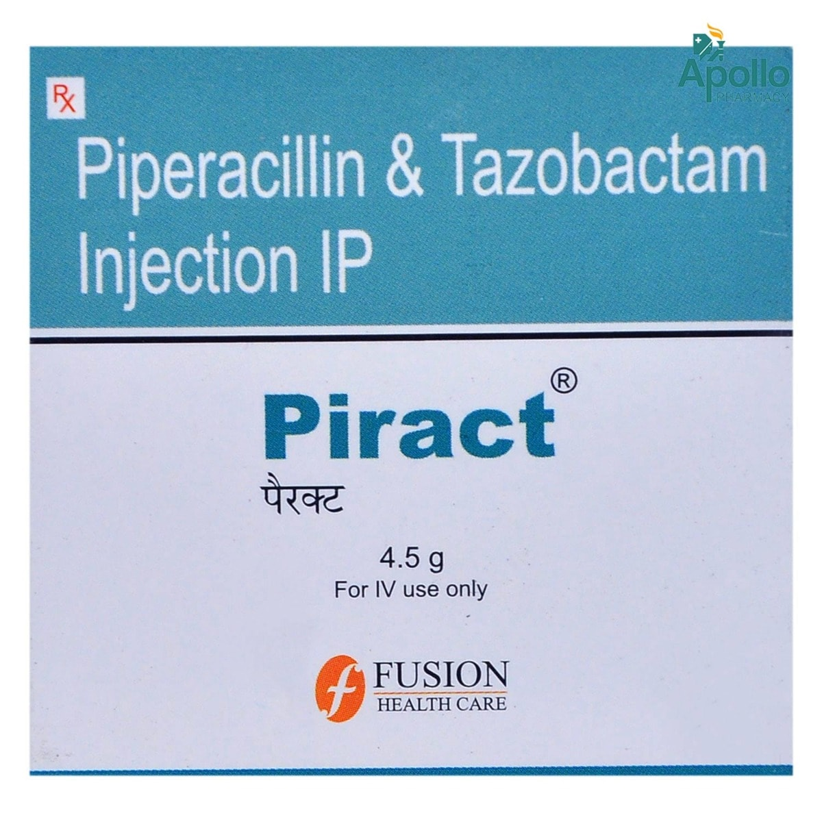 PIRACT INJECTION 4.5GM
