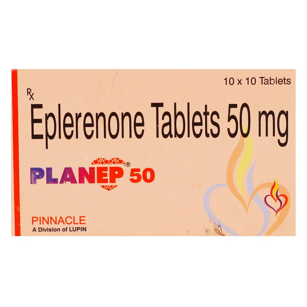 Planep 50 Tablet 10's