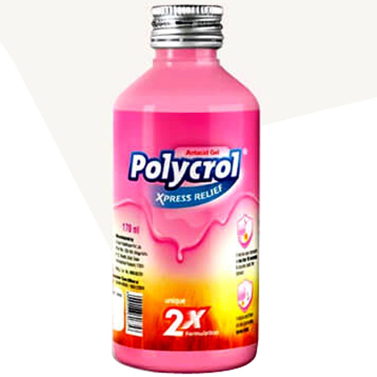 Polycrol Xpress Relief  Syrup, 450 ml
