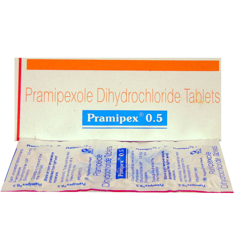 Pramiprex 0.5 Tablet 10's